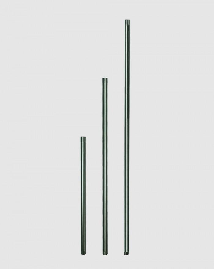 Tuyau inox 2 sortie 70 cm
